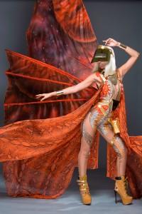 Trinidad Carnival Couture. Photo: Gary Jordan Photography courtesy K2K Carnival