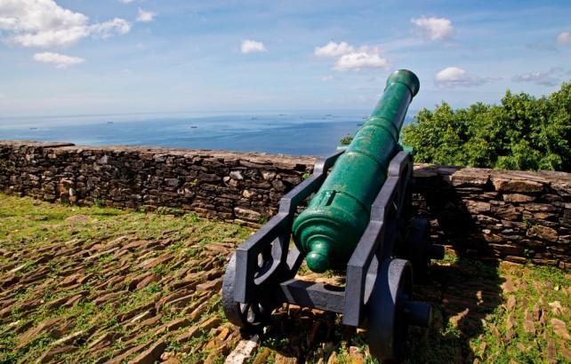 Fort George, Trinidad. Photograph by Ariann Thompson