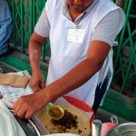 Roti Vendor. Photograph by MEP Publishers