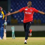 Cricketer Dwayne Bravo. Photo courtesy WICB Media/Ashley Allen