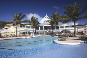 Magdalena Grand Beach & Golf Resort, Tobago. Photo courtesy the Magdalena