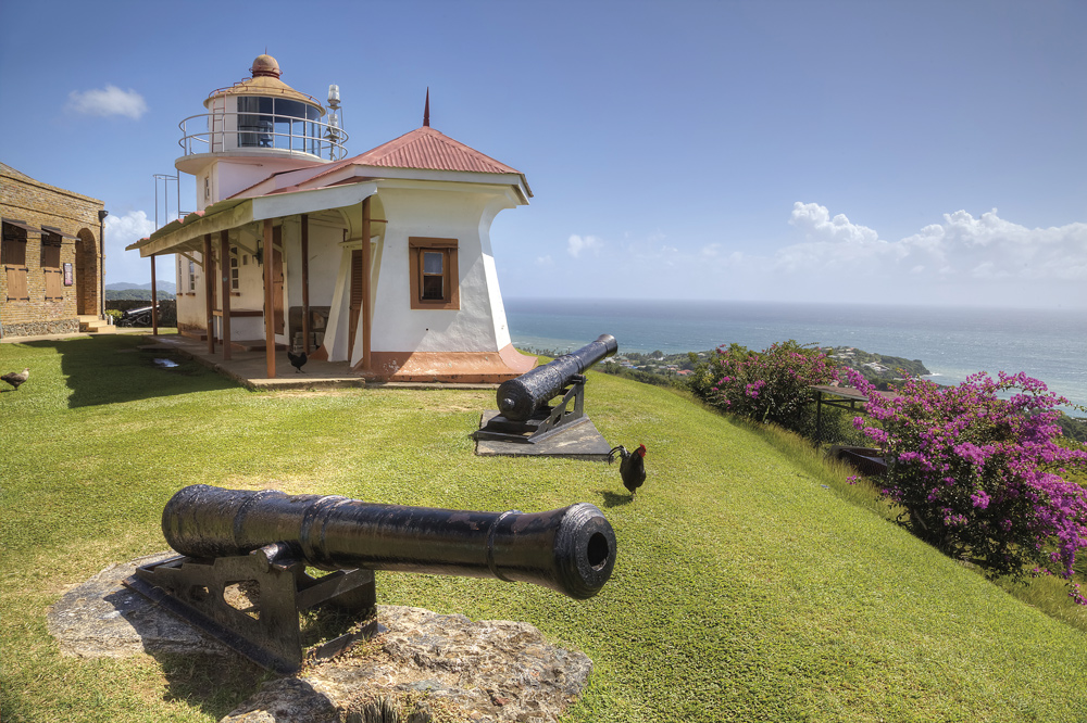 Fort King George. Photo by Chris Anderson