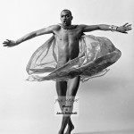 Geoffrey Holder. Photo via JackMitchell.com (1963)