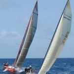 Sailing. Photo by Oswin Browne