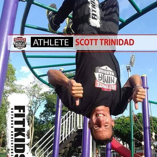 Photo courtesy Trinidad Ultimate Ninja Warriors