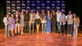 Group shot of all ttff/16 Awardees. Photo courtesy ttff