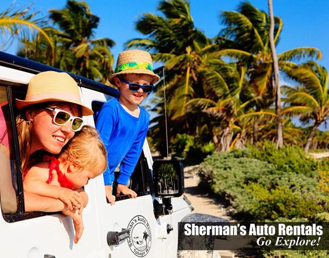 Sherman's Auto Rentals