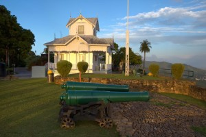Fort George, Trinidad. Photo by Chris Anderson