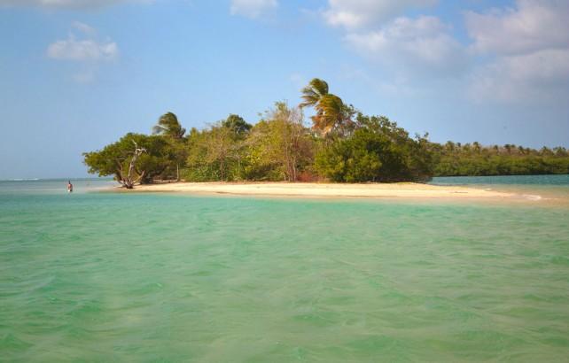 No Man's Land, Tobago. Photo by Chris Anderson
