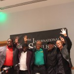 The 'big 5' for Savannah steelband concert on 22 July