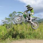 Motorcross is popular in Trinidad. Photo by Rapso Imaging