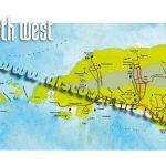 Chaguaramas and Northwest Trinidad Map. Copyright MEP Publishers 2017