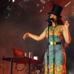Erykah Badu performs at the Tobago Jazz Experience. Photo courtesy the THA