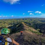On top of the world. Photo: Daniel Knecht, instagram.com/2radwanderer. Courtesy Tobago Mountain Bike Tours