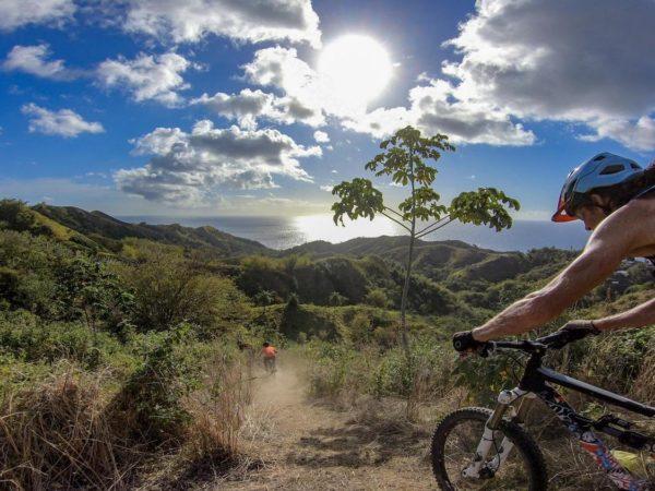 Courtesy Tobago Mountain Bike Tours