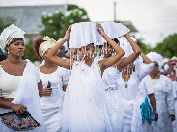 Obatala Festival. Photo by Maria Nunes