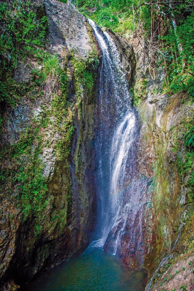 Highland Waterfall in Moriah. Photo by Brendan Delzin