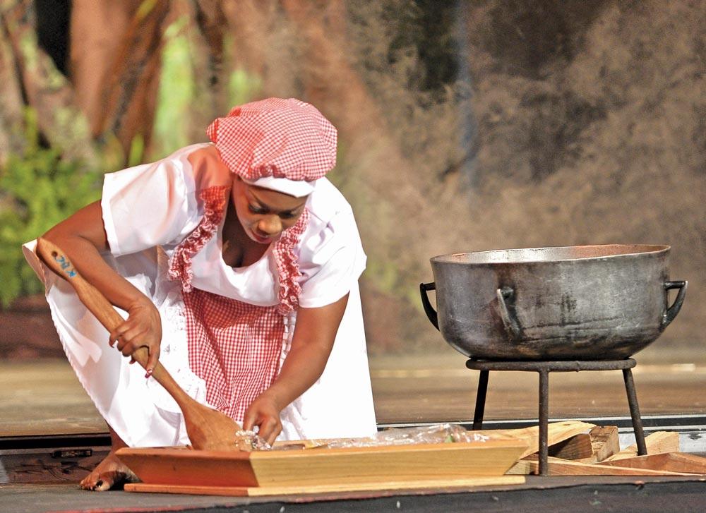 Tobago Heritage Festival. Photo courtesy THA