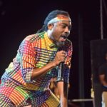 Machel Montano performs at Tribe Ignite. Photo courtesy Lime.tt