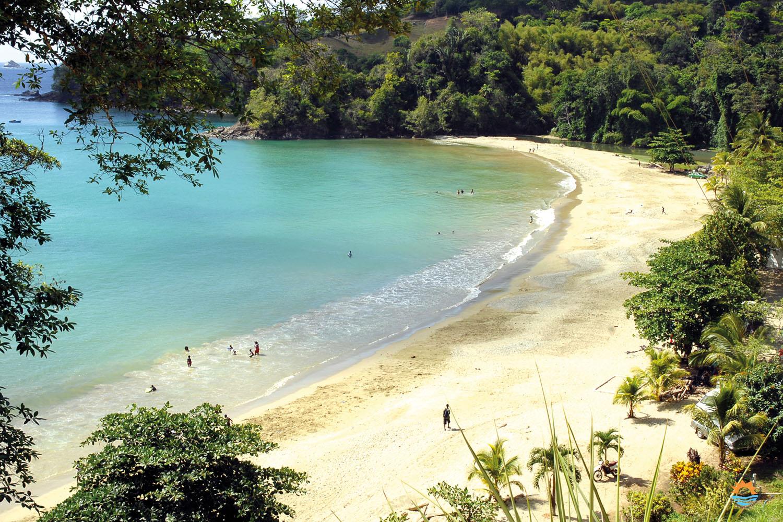Bloody Bay. Photo courtesy Tobago Tourism Agency