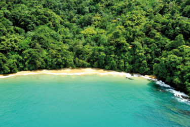 Pirate's Bay. Photo courtesy Tobago Tourism Agency