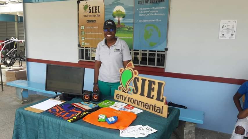Sian Cuffy-Young of Siel Environmental