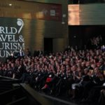 Destination representatives attend the World Travel and Tourism Council's 2019 Global Summit. [Photo courtesy WTTC]
